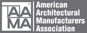 American Architectural Manufacturers Association certified