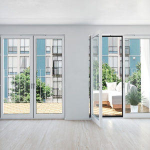 Westview Swing Vinyl Patio Doors